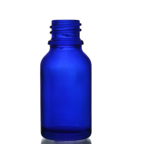 15ml Blue Dropper Bottle