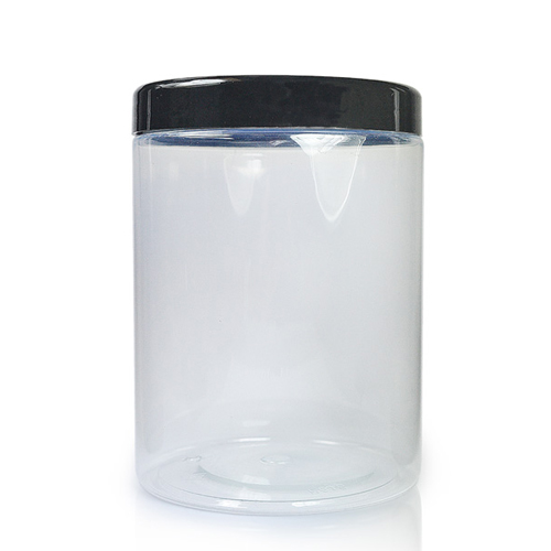 1000ml Plastic Jar With Induction Heat Seal Lid