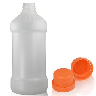 1000ml Plastic Juice Bottle With Cap