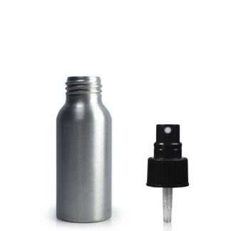 30ml Aluminium Spray Bottle
