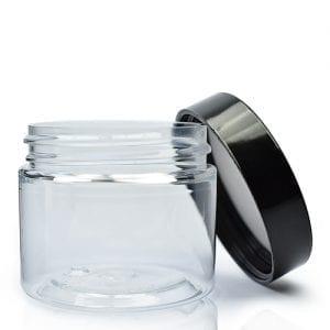 50ml Small Plastic Jar With Lid