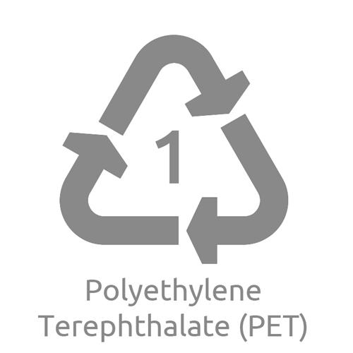 PET ampulla logo