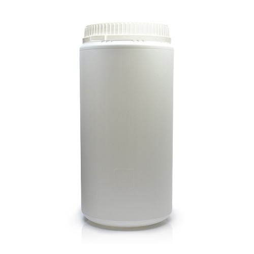 1600ml UN HDPE Round Can With Insert And Lid