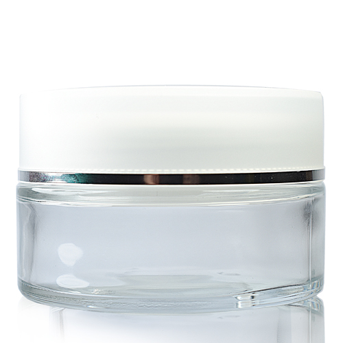 100ml Laurence Cosmetic Jar With Lid