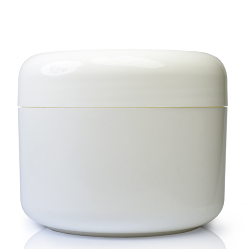 100ml Arese White Cosmetic Jar