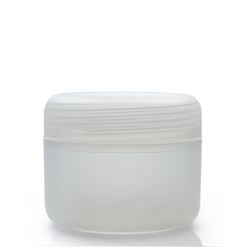 30ml Natural Cosmetic Jar With Lid