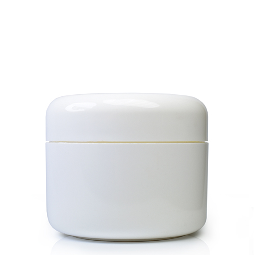 30ml Arese White Cosmetic Jar