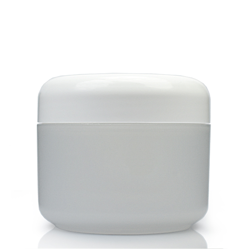 50ml Natural Cosmetic Jar With Lid