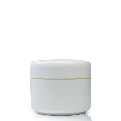 5ml Arese White Cosmetic Jar