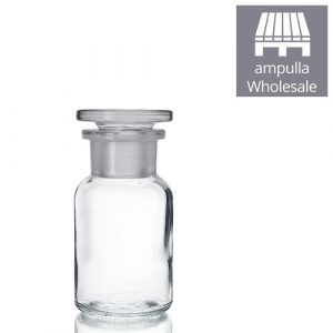 100ml Clear Glass Apothecary Bottles With Stoppers Wholesale