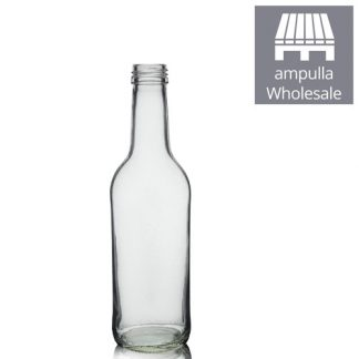 330ml Clear Mountain Bottle BULK