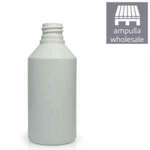 100ml PCR HDPE Plastic Bottle bulk