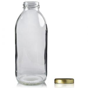 500ml Glass Juice Bottle