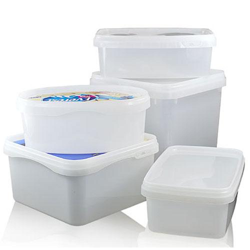 Ice cream container group